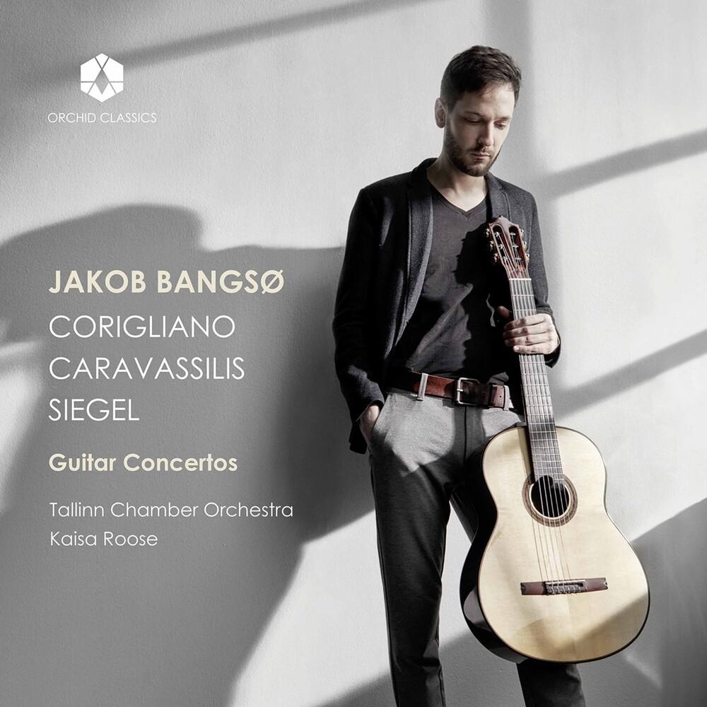Caravassilis / Bangso / Roose - Guitar Concertos