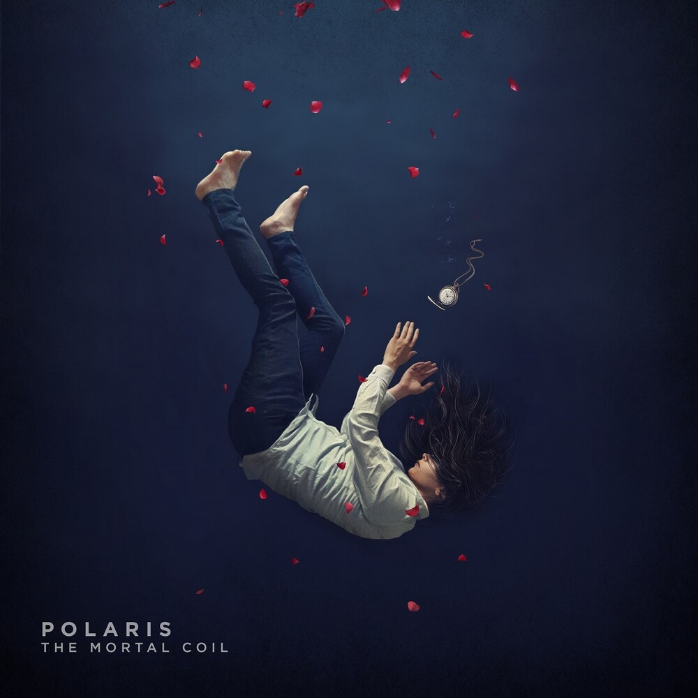 Polaris - This Mortal Coil (Black Ice W/Blue Splatter Vinyl)