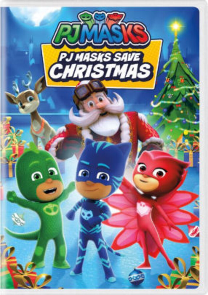 Pj Masks: Pj Masks Save Christmas - Pj Masks: Pj Masks Save Christmas