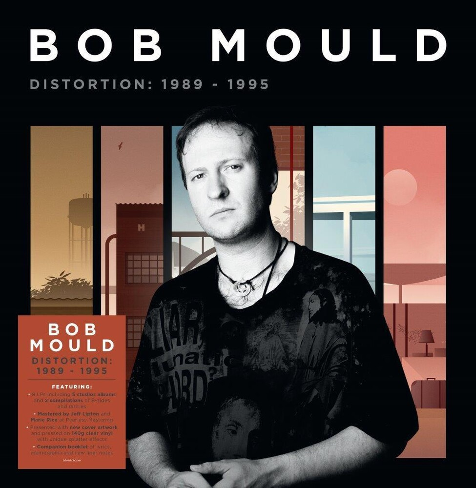 Bob Mould - Distortion: 1989-1995 [8LP Box Set]