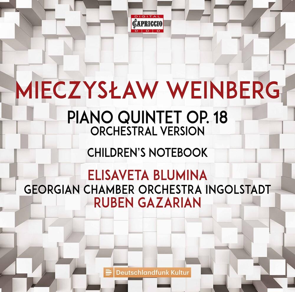 Elisaveta Blumina - Piano Quintet 18
