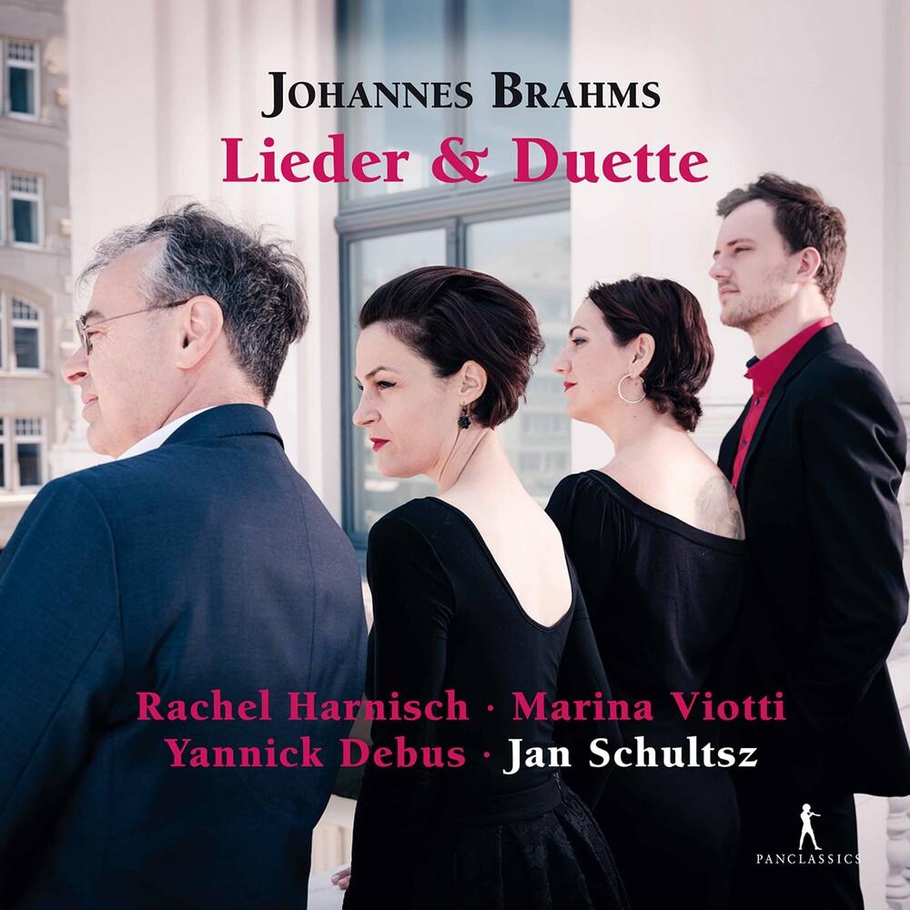 Rachel Harnisch - Lieder & Duette