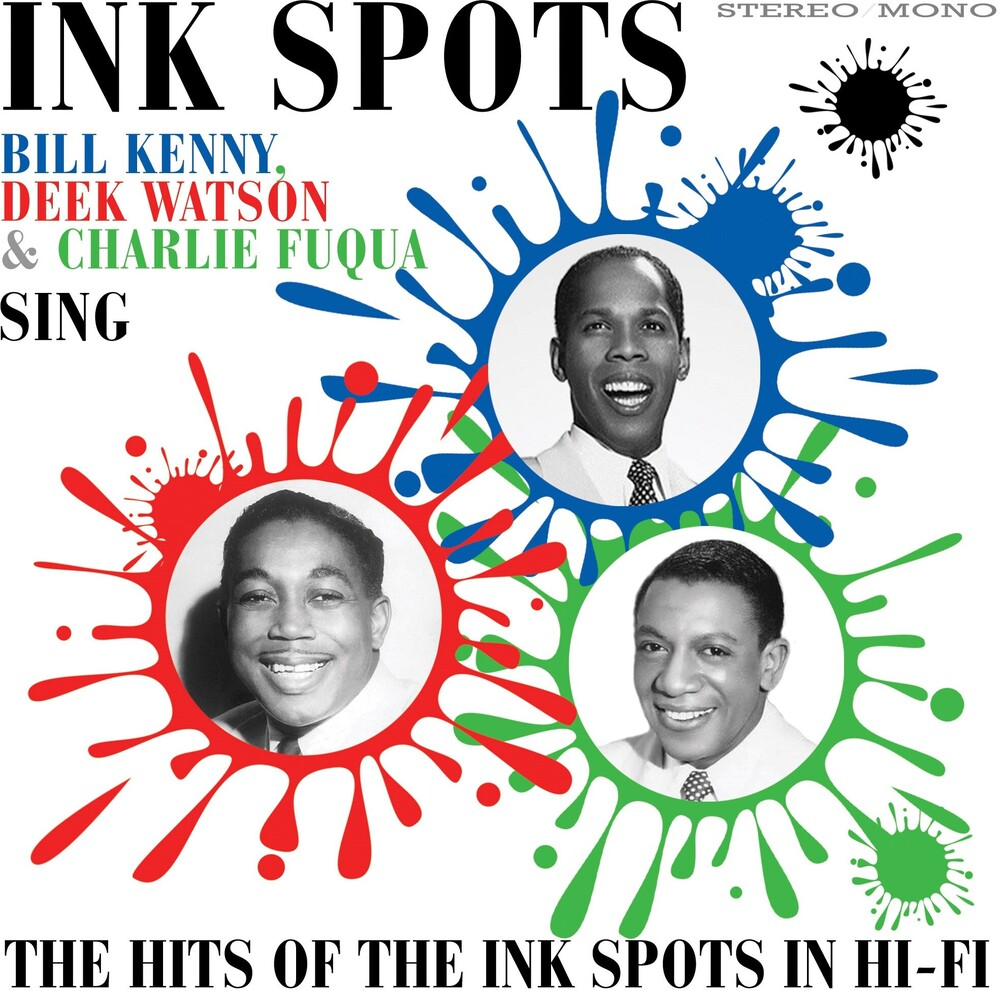 Ink Spots - Sing The Hits Of The Ink Spots In Hi-fi