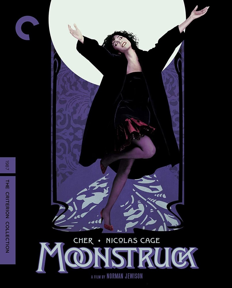 Moonstruck Bd - Moonstruck (Criterion Collection)