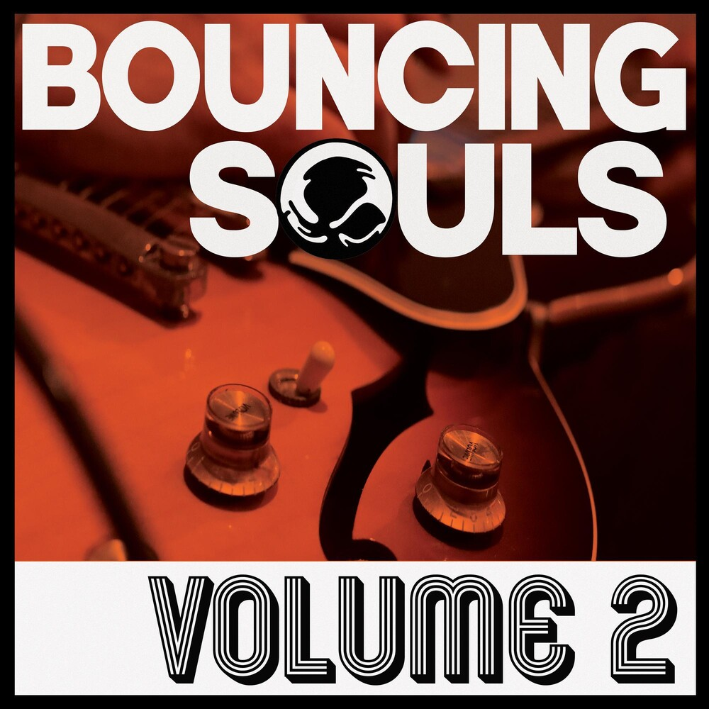 The Bouncing Souls - Volume 2 [Indie Exclusive Limited Edition Orange Crush & Black Butterfly LP]