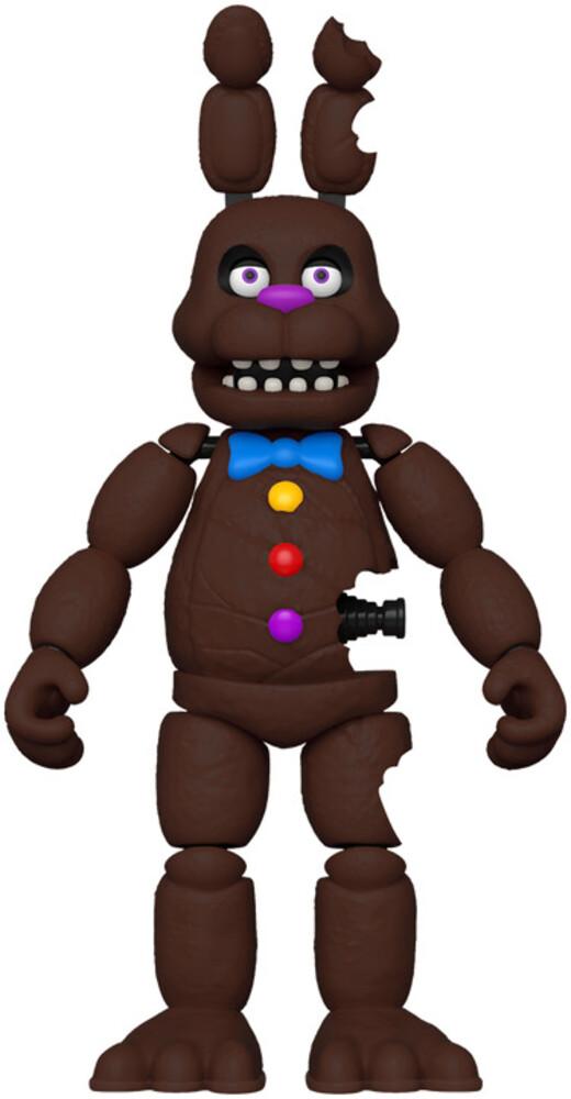 Funko Action Figure: - FUNKO ACTION FIGURE: Five Nights at Freddy's - Chocolate Bonnie