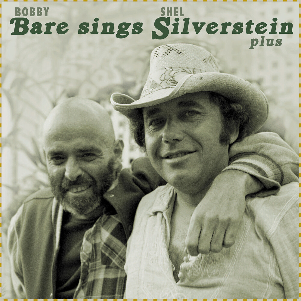 Bobby Bare - Bobby Bare Sings Shel Silverstein Plus (Can)