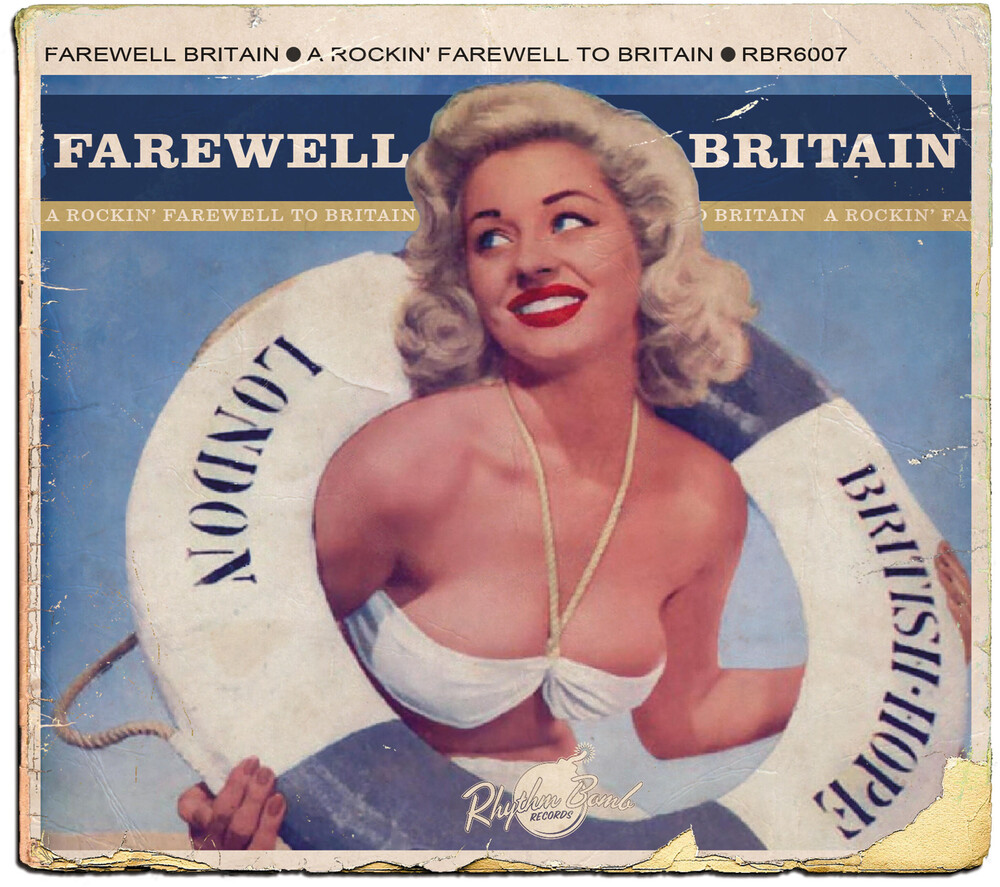 Farewell Britain / Various - Farewell Britain (Various Artists)