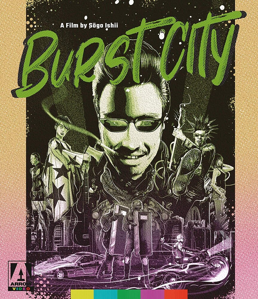 - Burst City / (Can)
