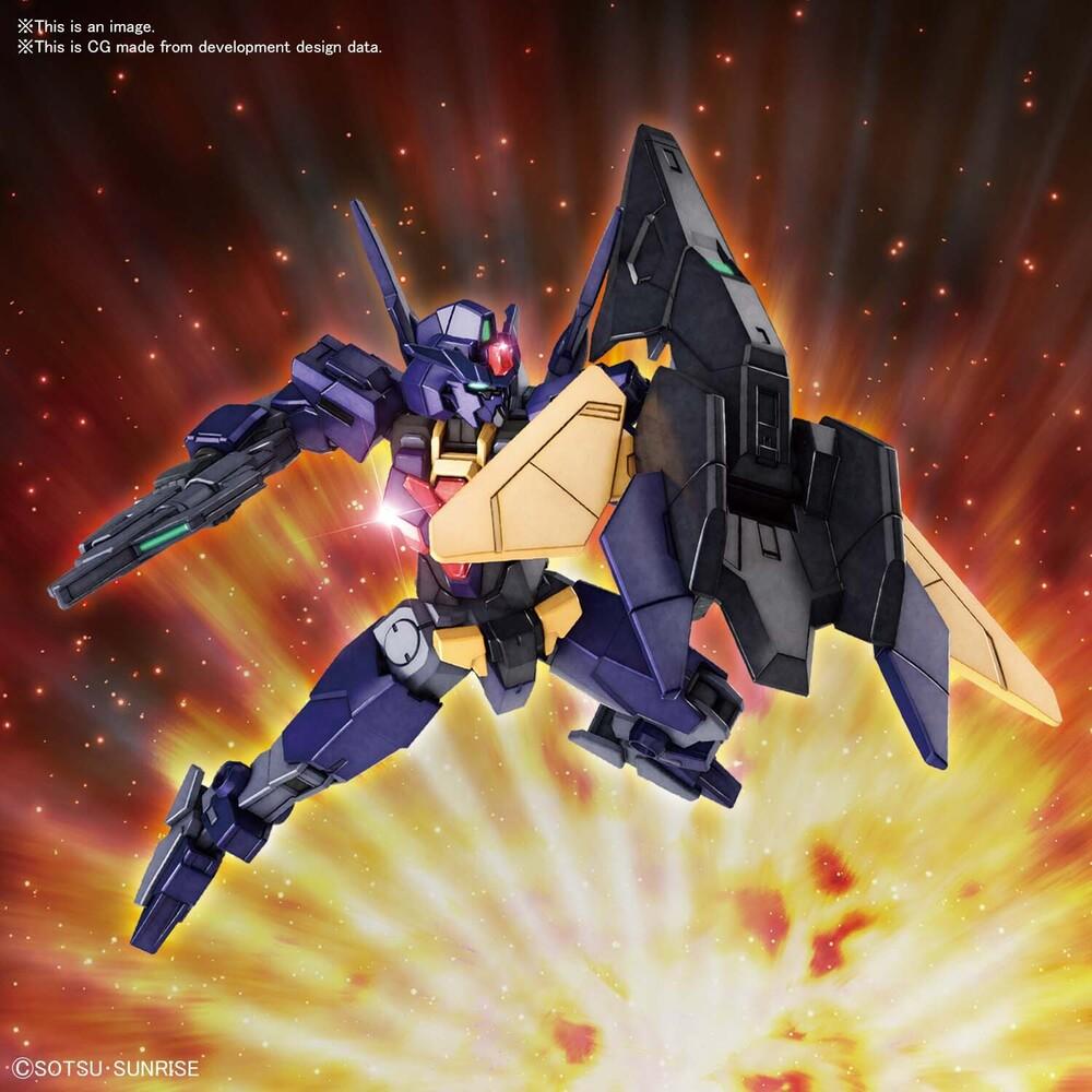 Bandai Hobby - Bandai Hobby - HGBD:R 1/144 Core Gundam Ii (Titans Color)