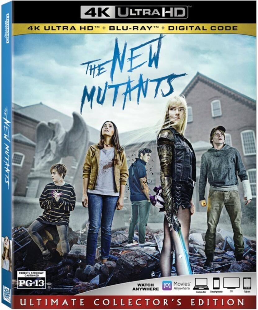 New Mutants - The New Mutants