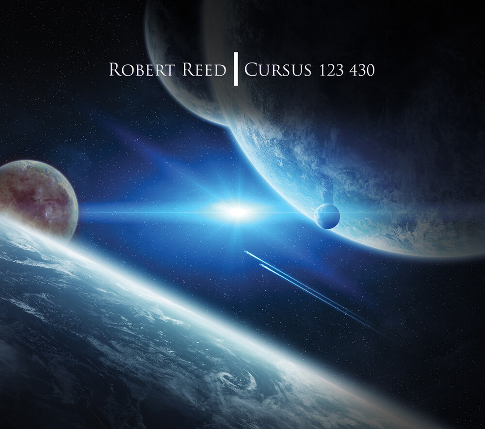 Robert Reed - Cursus 123 430 (Incl. DVD)