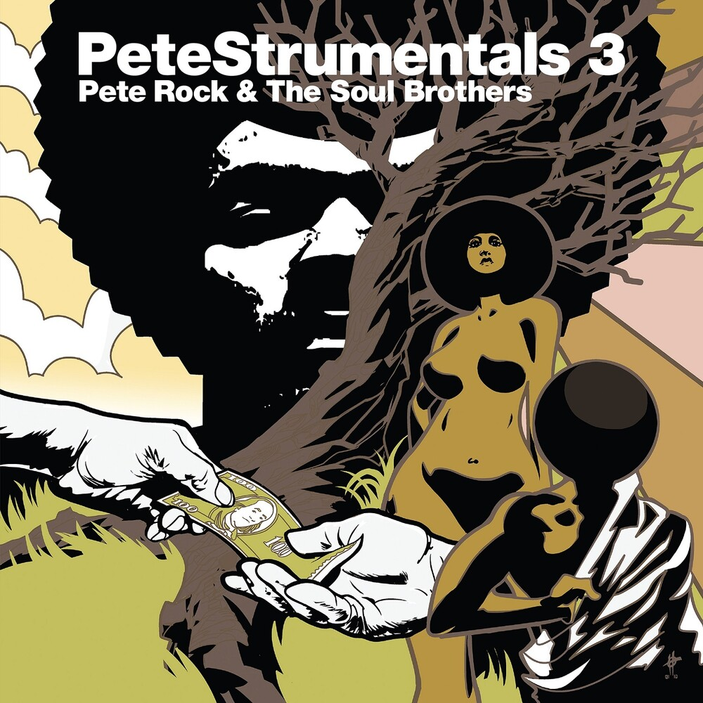 Pete Rock - Petestrumentals 3
