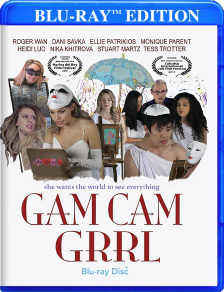 Gam Cam Grrl - Gam Cam Grrl / (Mod)