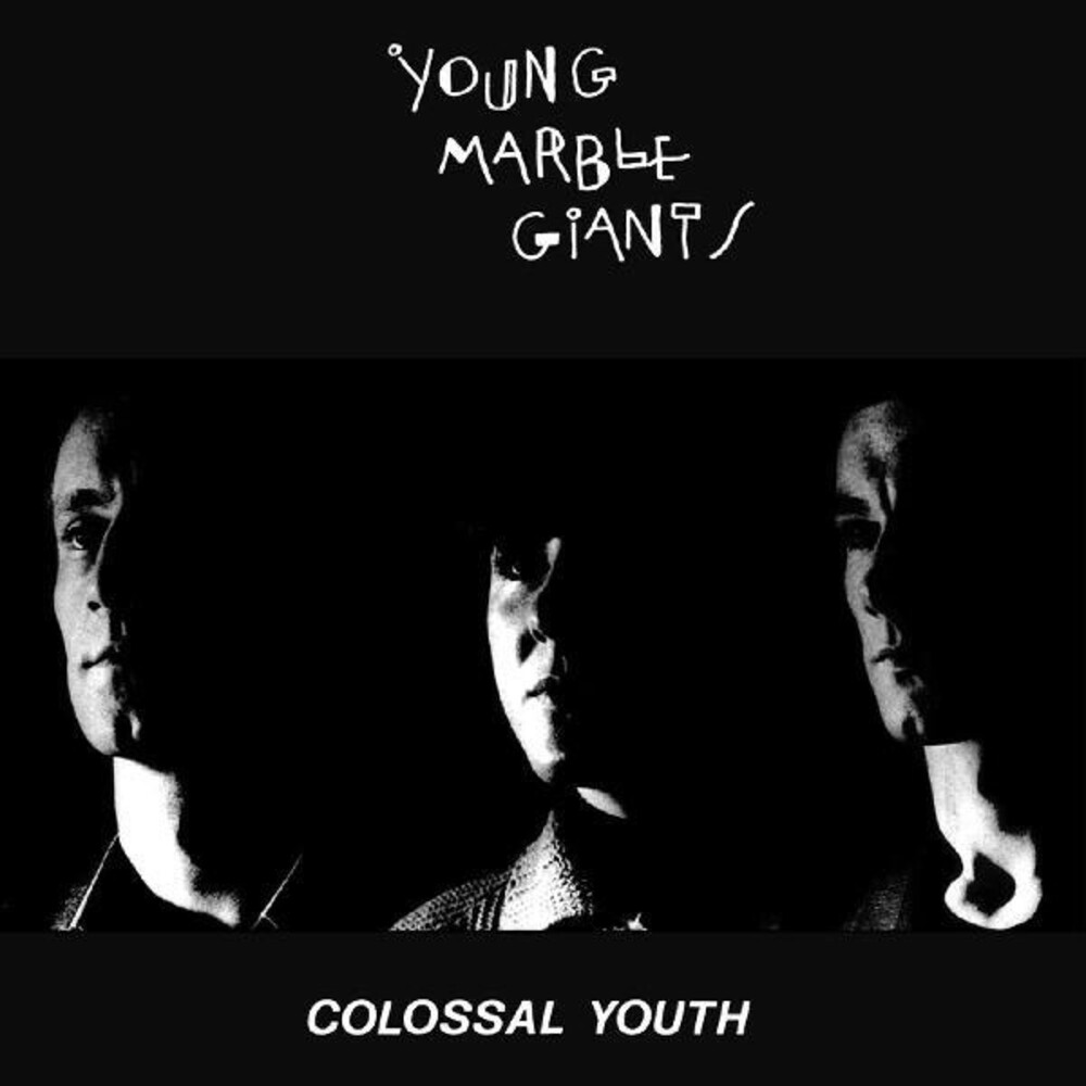Young Marble Giants - Colossal Youth: 40th Anniversary Edition [LP+DVD]