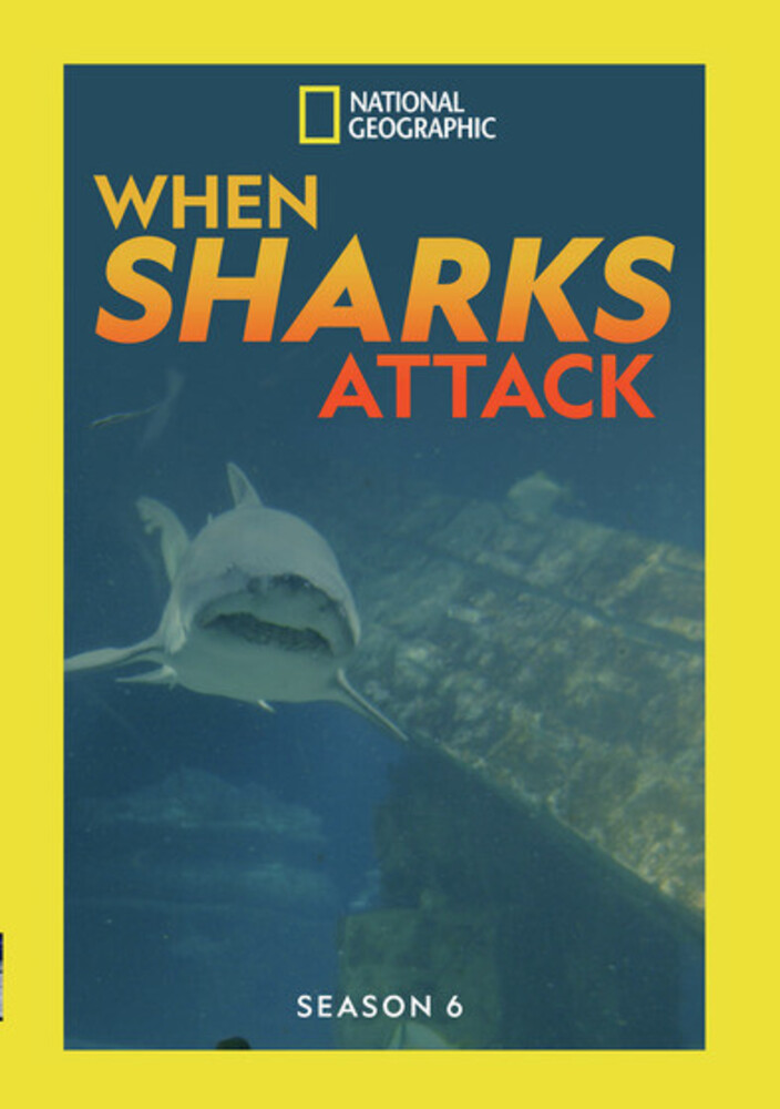 When Sharks Attack: Season 6 - When Sharks Attack: Season 6 (2pc) / (Mod 2pk Ac3)