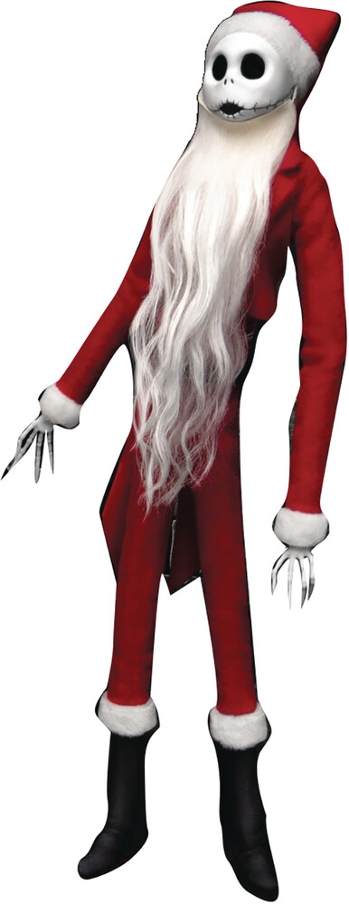 Beast Kingdom - Beast Kingdom - Nightmare Before Christmas DAH-019SP DYN 8-Ction Heroes Santa Jack Skellington Action Figure