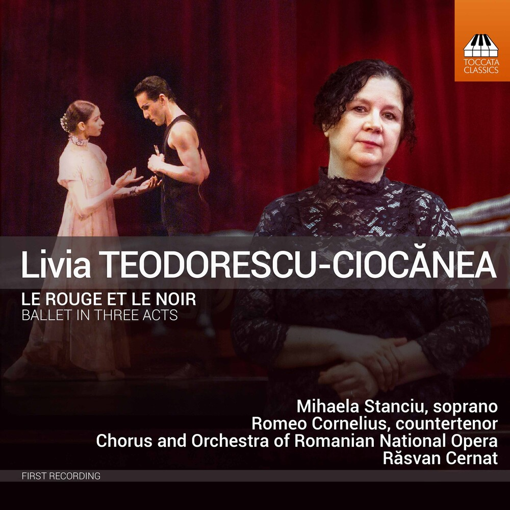 Teodorescu-Ciocanea / Stanciu / Cernat - Le Rouge Et Le Noir