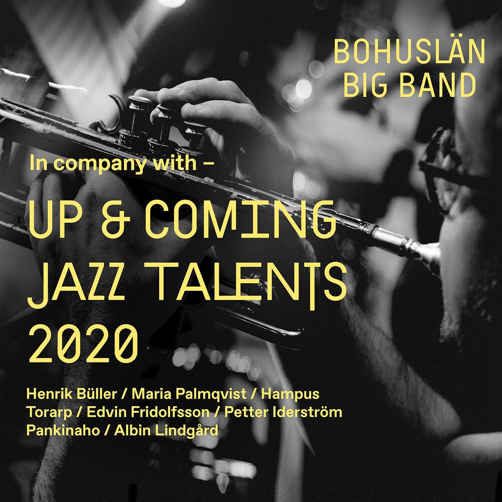 Bohuslän Big Band - Up & Coming Talents 2020