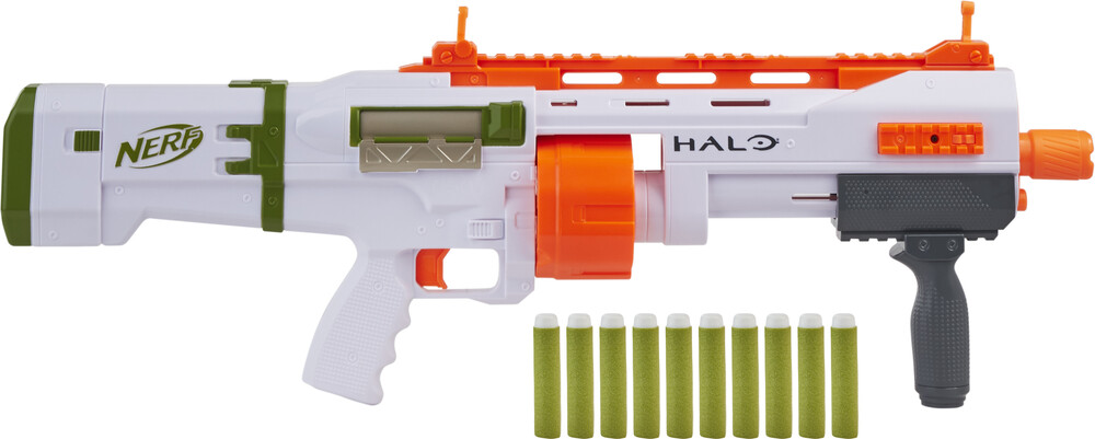 Ner Halo Bulldog Sg - Hasbro Collectibles - Nerf Halo Bulldog Sg