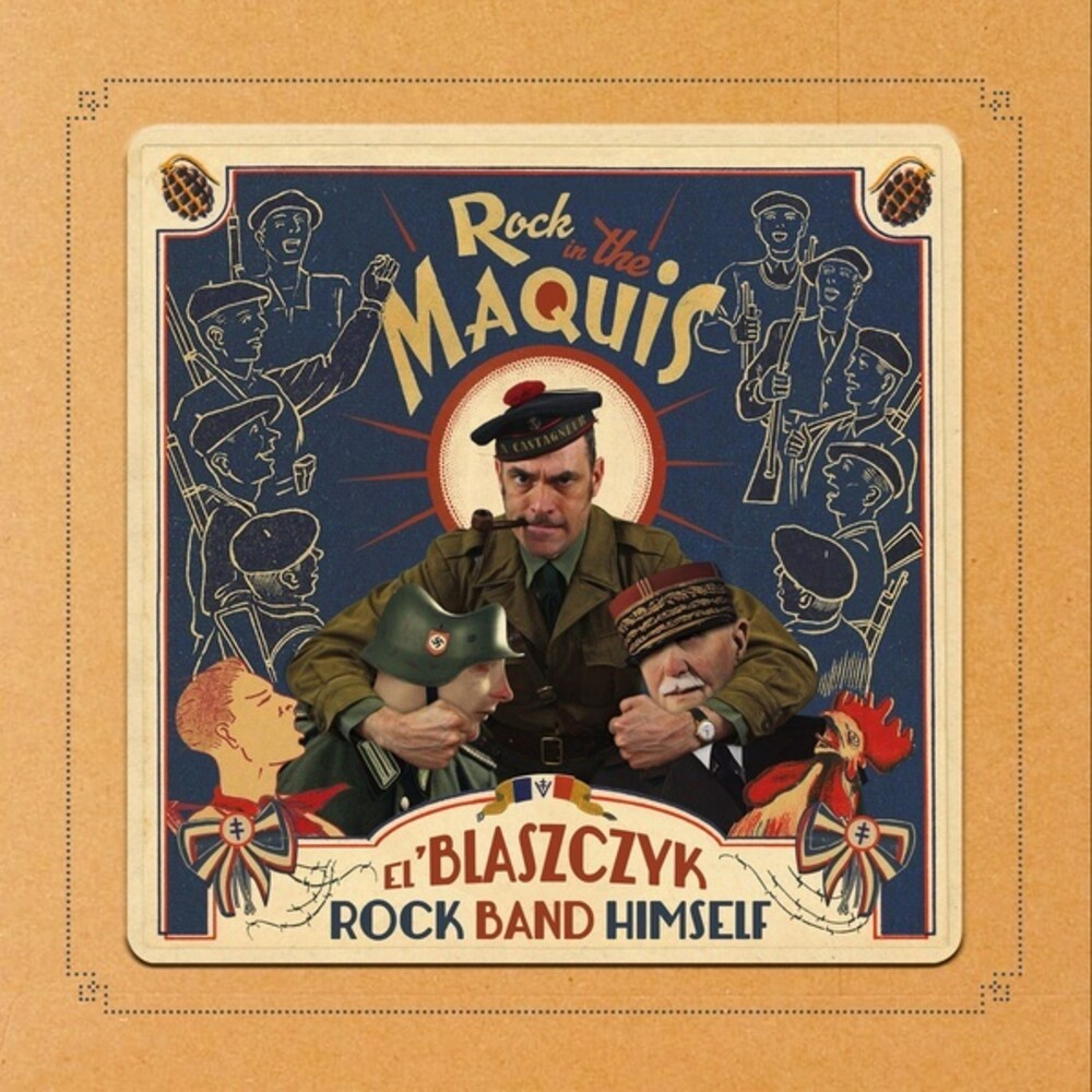 El'Blaszczyk - Rock In The Maquis