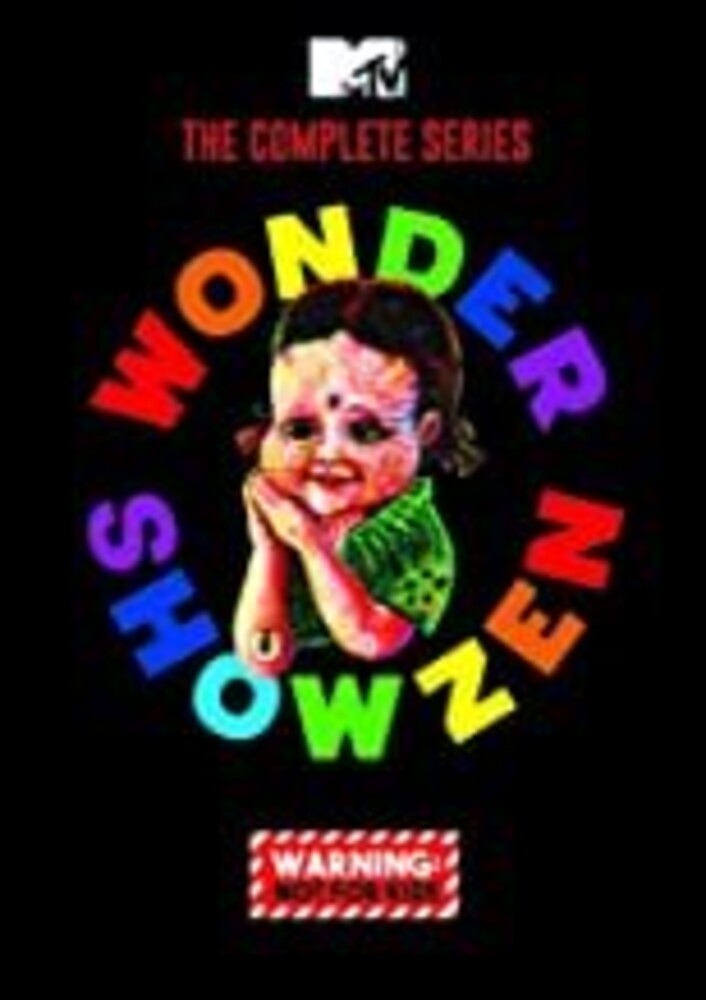 Wonder Showzen: Complete Series - Wonder Showzen: The Complete Series