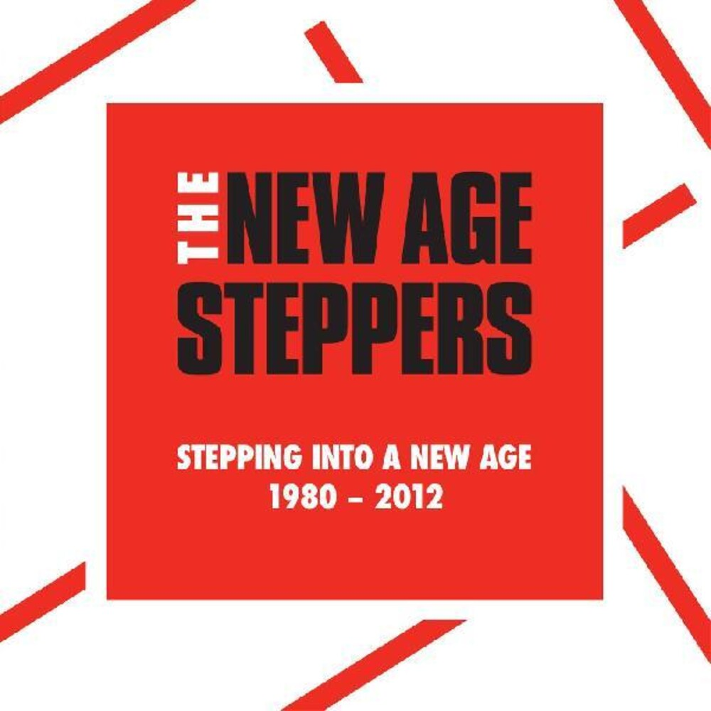 New Age Steppers - Stepping Into A New Age 1980 - 2012