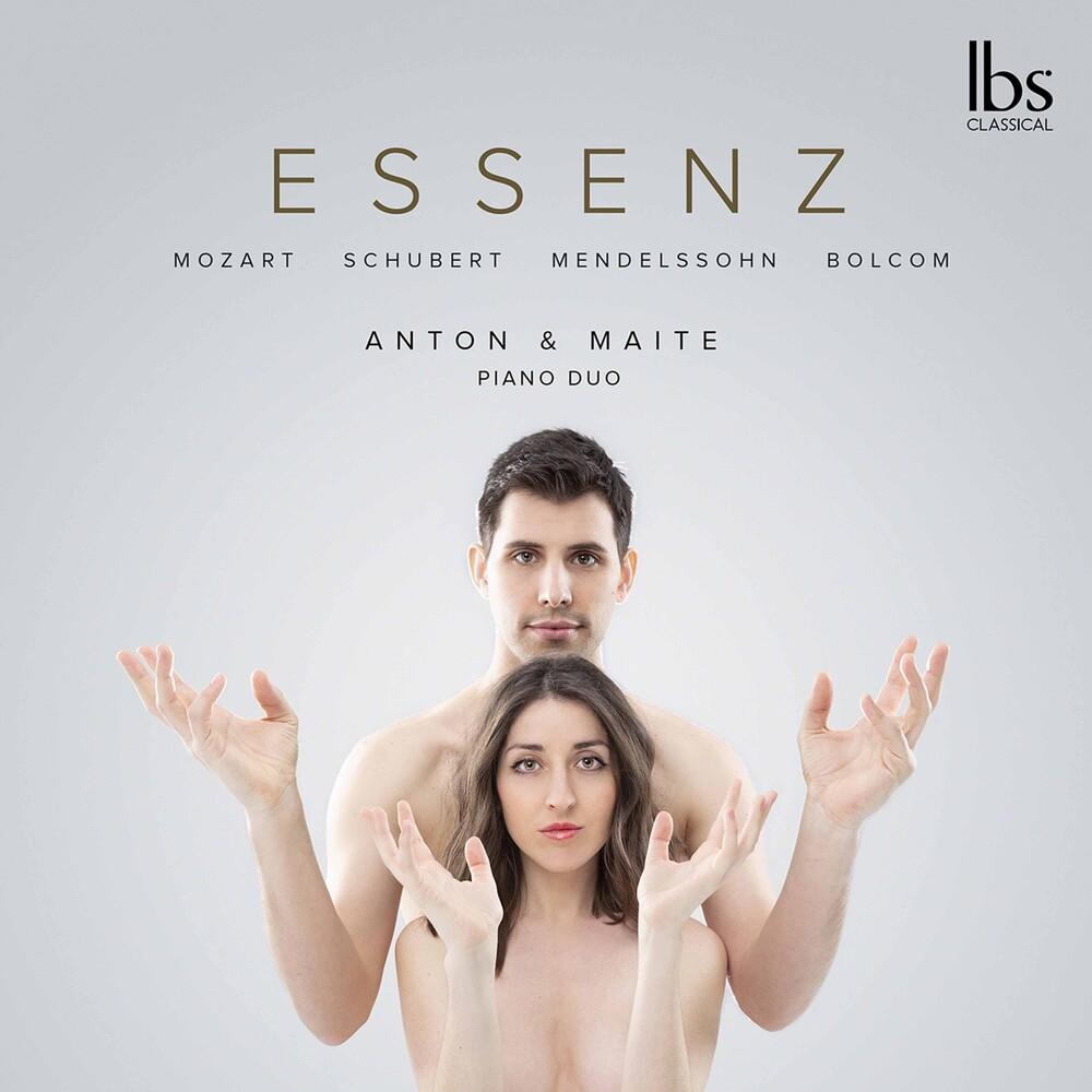 Bolcom / Anton / Maite Piano Duo - Essenz