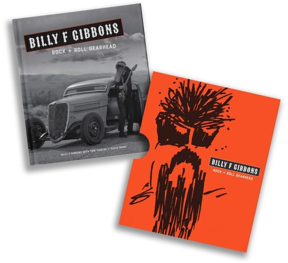 Billy F Gibbons - Billy F Gibbons: Rock + Roll Gearhead