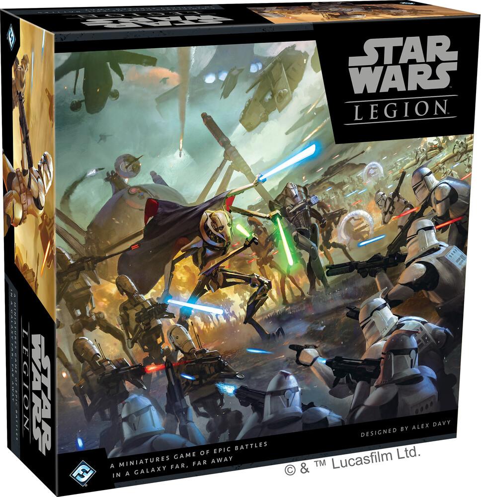 Star Wars Legion Clone Wars Core Set - Star Wars Legion Clone Wars Core Set