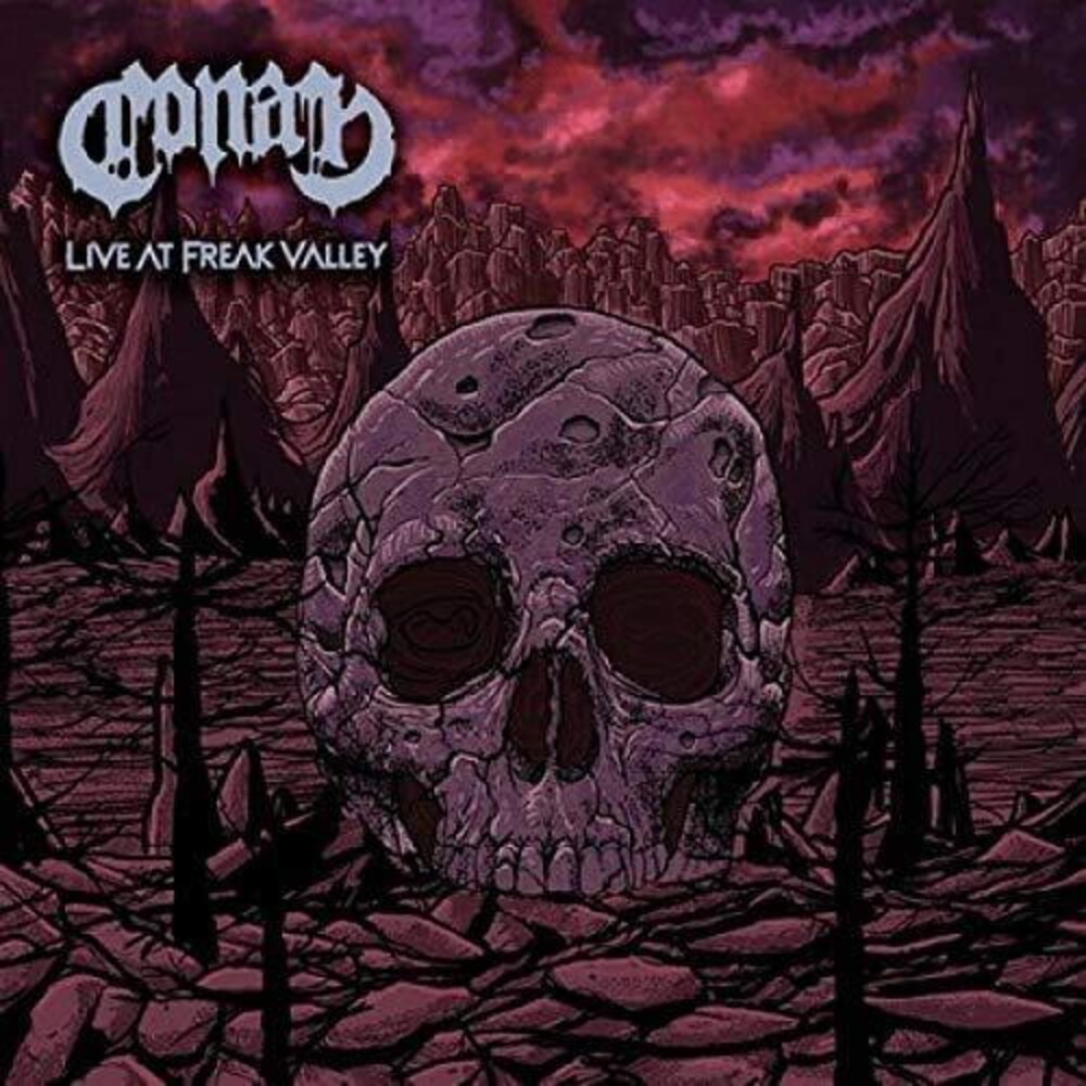 Conan - Live At Freak Valley (Live)