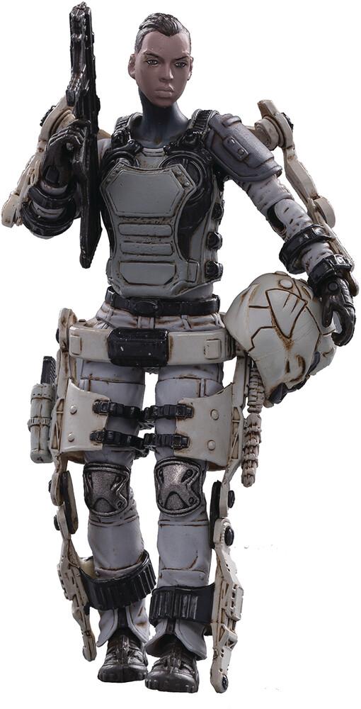 Dark Source Trading - Dark Source Trading - Joy Toy Free Truism 20St Legion Wht Viper Betty1/18 Figure (Net)