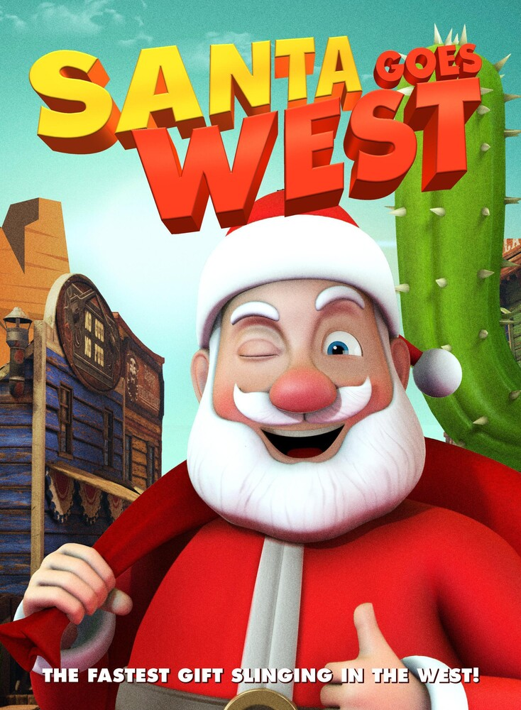 - Santa Goes West