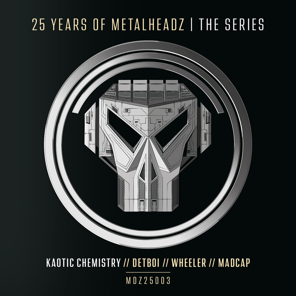 Kaotic Chemistry - Drum Trip (25 Years Of Metalheadz)