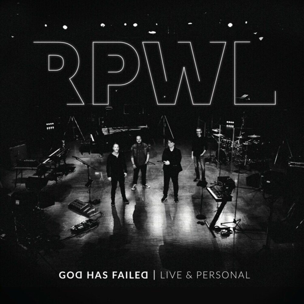 - God Has Failed - Live & Personal
