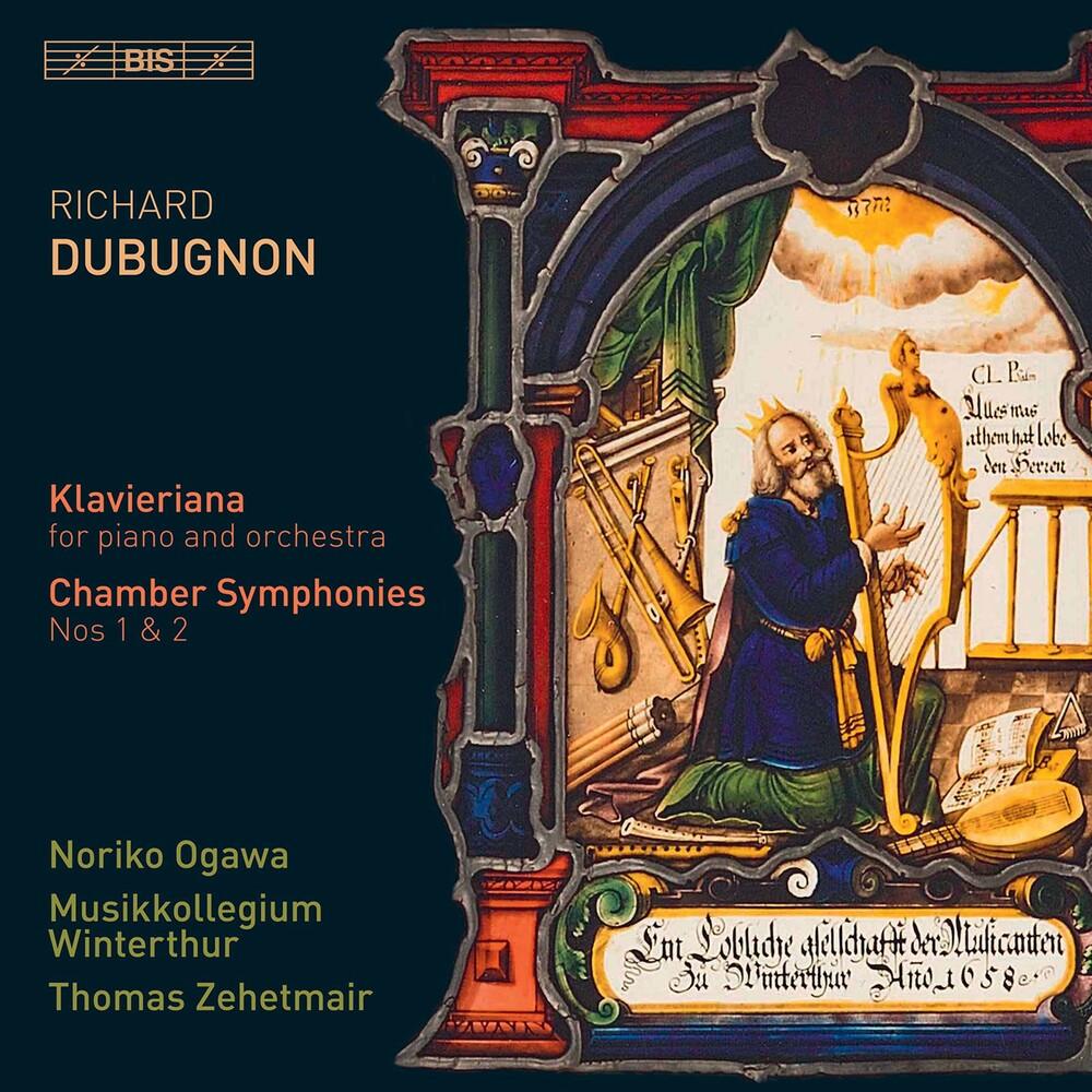 Dubugnon / Ogawa / Zehetmair - Klavieriana