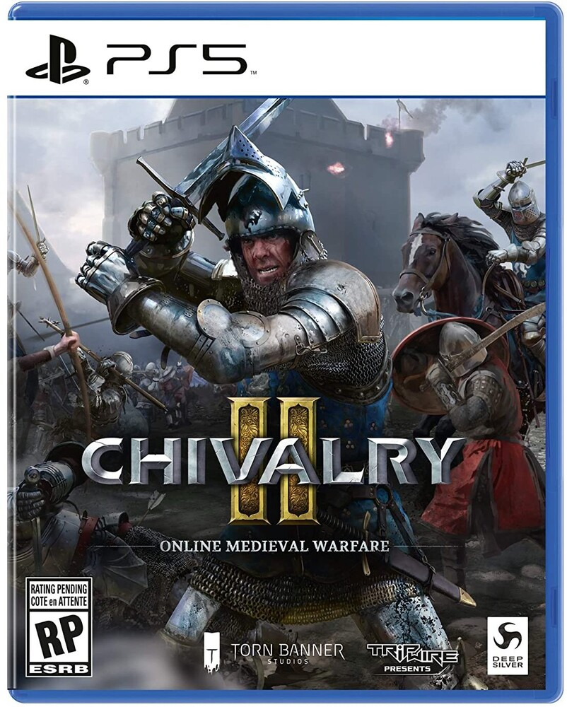- Chivalry 2 for PlayStation 5