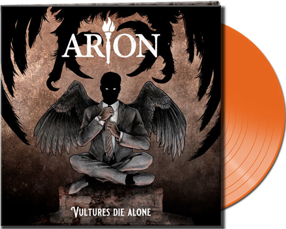 Arion - Vultures Die Alone (Orange Vinyl) [Colored Vinyl] (Gate)