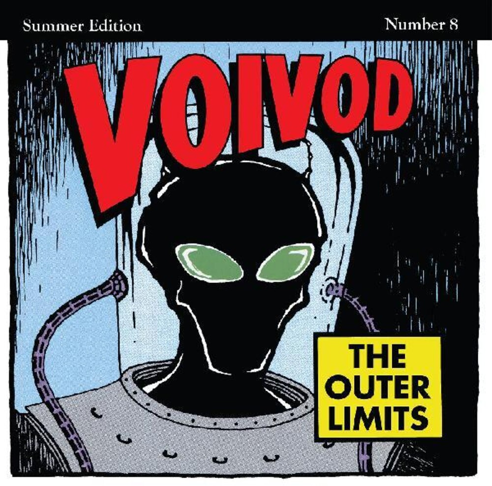 Voivod - Outer Limits [Limited Edition]