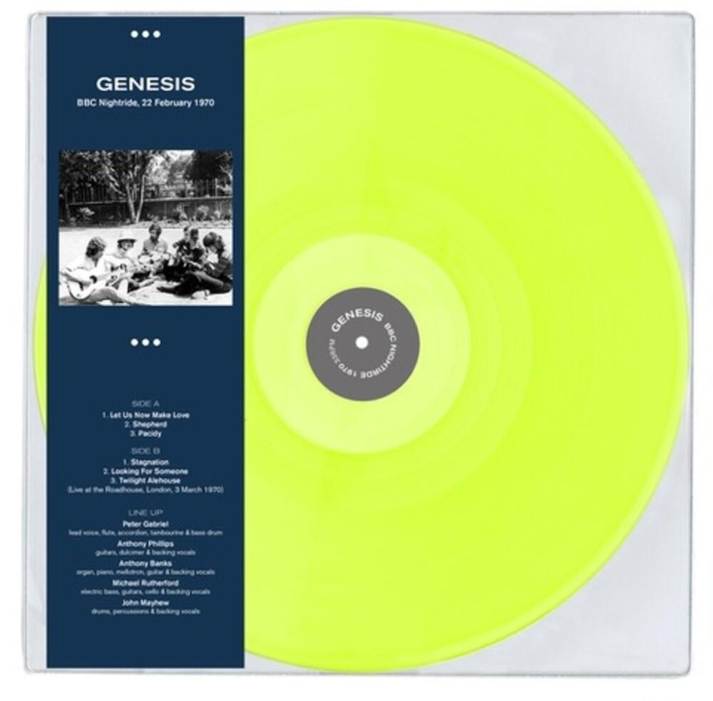Genesis - Bbc Nightride February 22 1970