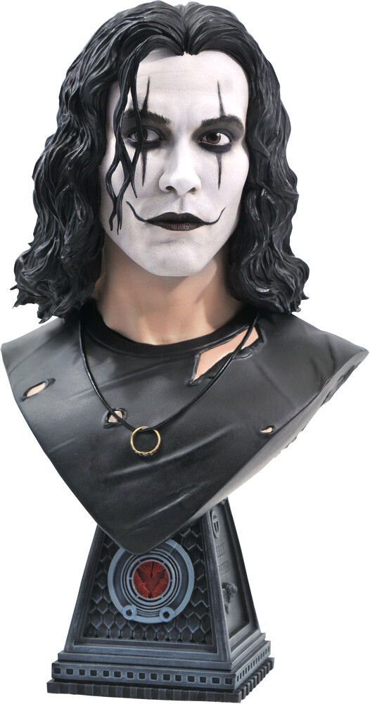 - Crow Legends In 3d Crow 1/2 Scale Bust (Clcb)