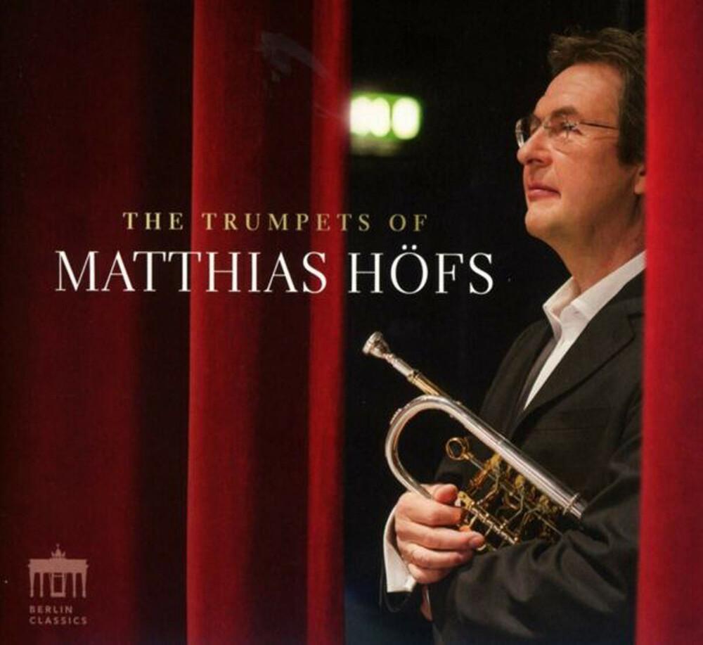 Haydn / Hofs / Concerto Koln - Trumpets Of Matthias Hofs