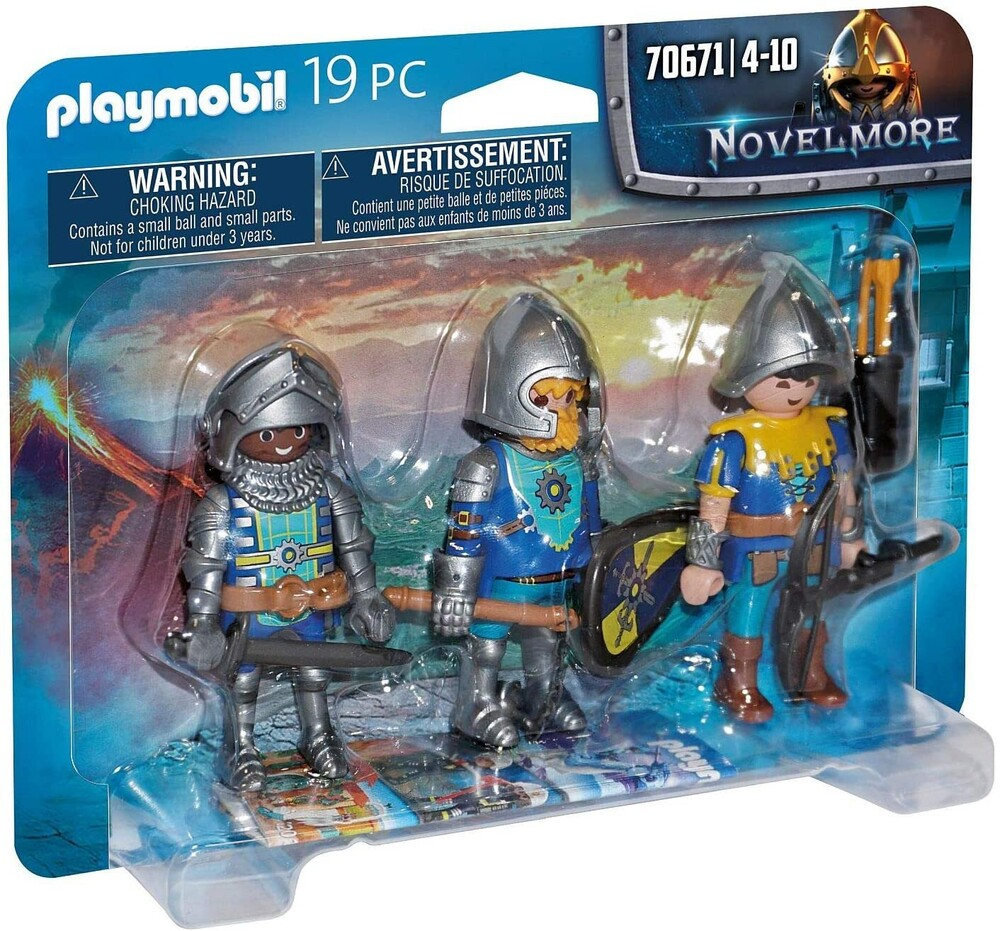 - Novelmore Knights Set (Fig)