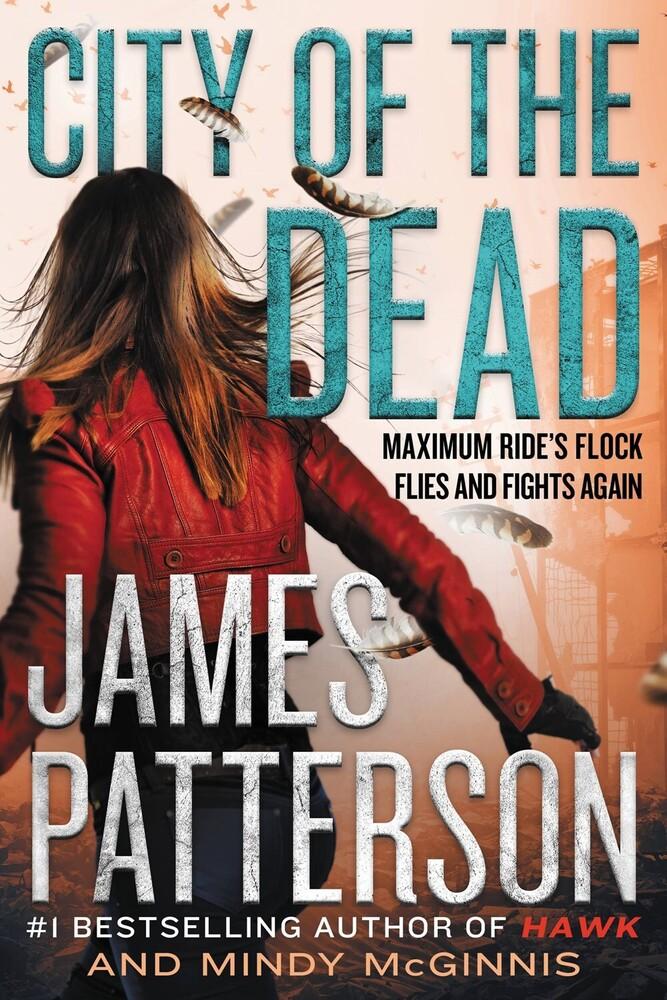 James Patterson  / Mcginnis,Mindy - City Of The Dead (Hcvr)