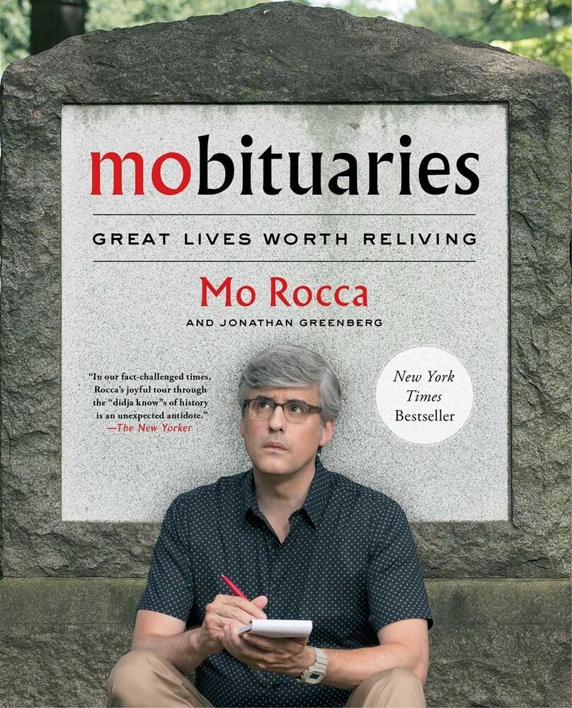 Mo Rocca - Mobituaries (Ppbk)