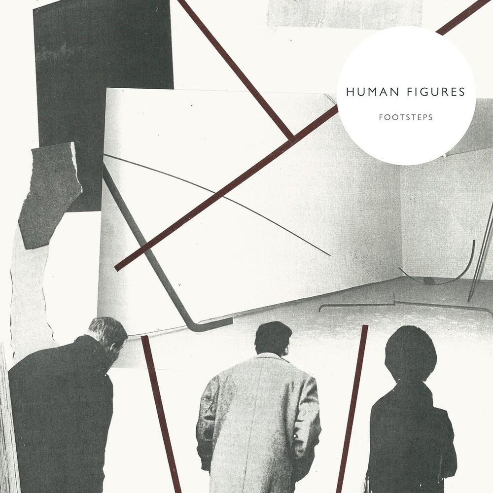 Human Figures - Footsteps (Uk)