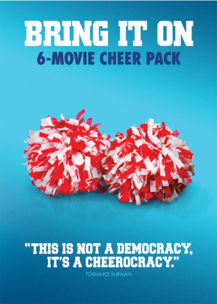 - Bring It On: 6-Movie Cheer Pack (4pc) / (Box)