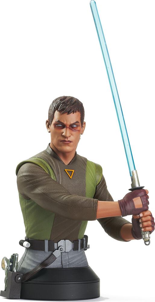- Star Wars Rebels Kanan Jarrus 1/6 Scale Bust