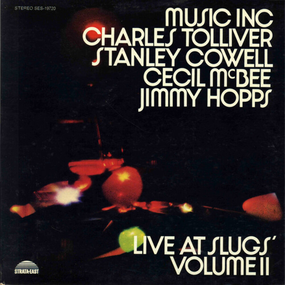 Charles Tolliver  / Music Inc - Live At Slugs' Vol. 2 [180 Gram] [Remastered]