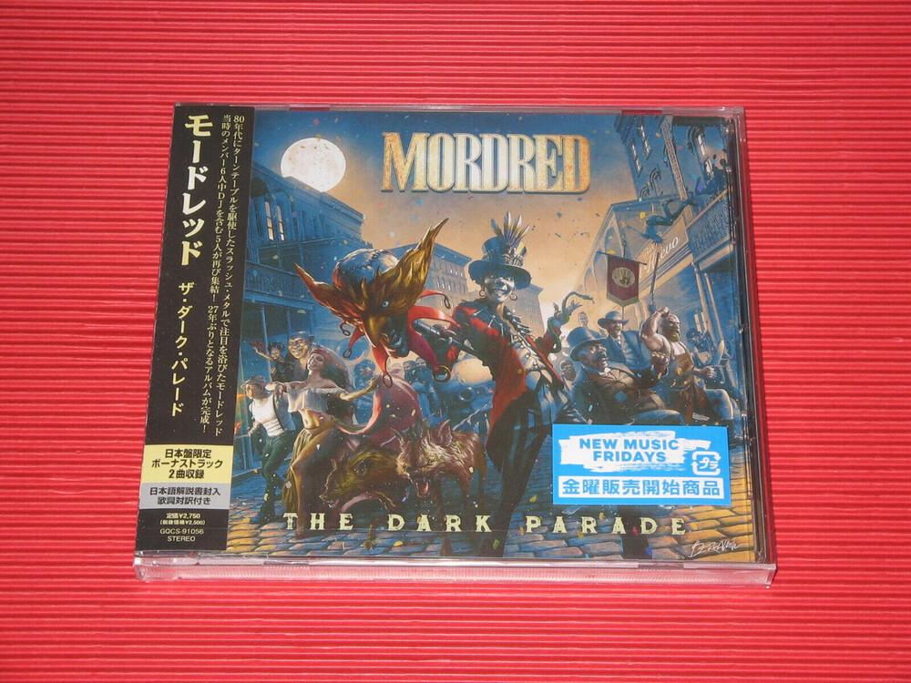 Mordred - Dark Parade (Jpn)